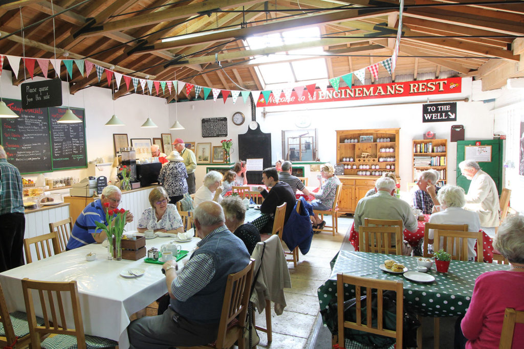 The Engineman's Rest Cafe at Crofton