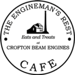 Engineman's rest cafe logo
