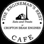 Engineman's rest cafe logo